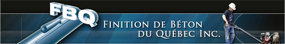 Finition de Beton du Quebec